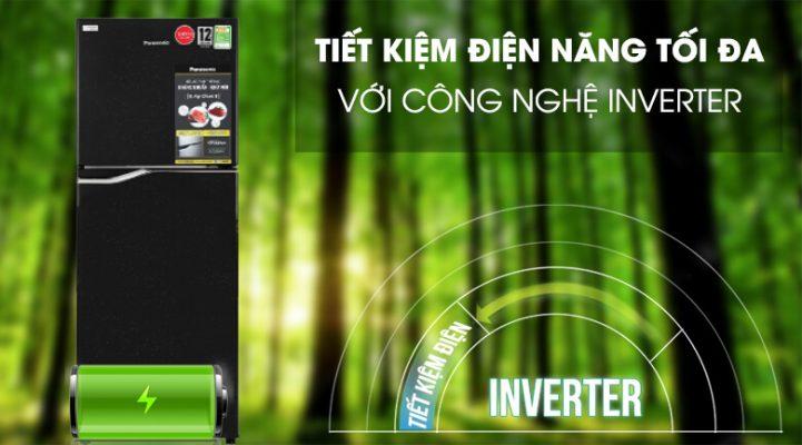 Tủ lạnh Panasonic Inverter 188 lít NR-BA229PKVN 4