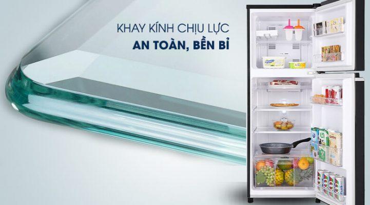 Tủ lạnh Panasonic Inverter 188 lít NR-BA229PKVN 8