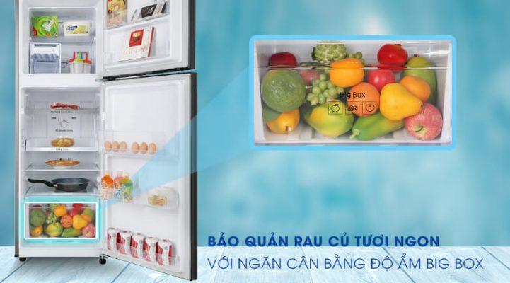 tủ lạnh Samsung Inverter 236 lít RT22M4032BY SV 3