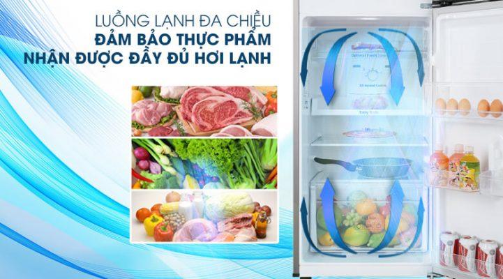 tủ lạnh Samsung Inverter 236 lít RT22M4032BY SV 4