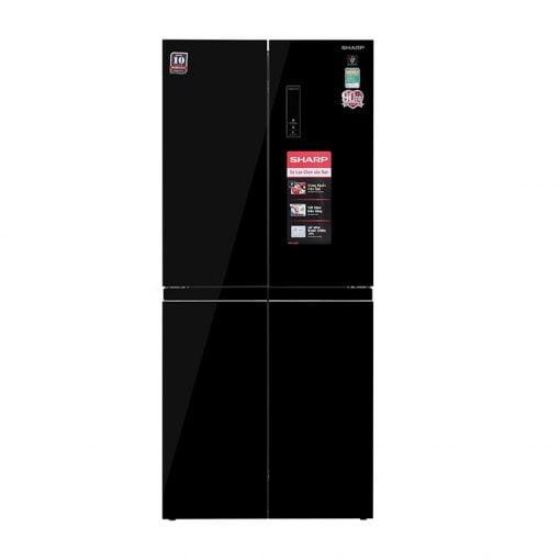Tủ lạnh Sharp Inverter 401 lít SJ FXP480VG BK ava 1