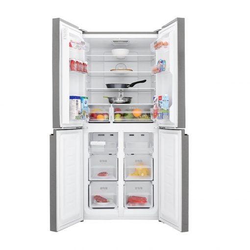 Tủ lạnh Sharp Inverter 401 lít SJ FXP480VG BK ava 2