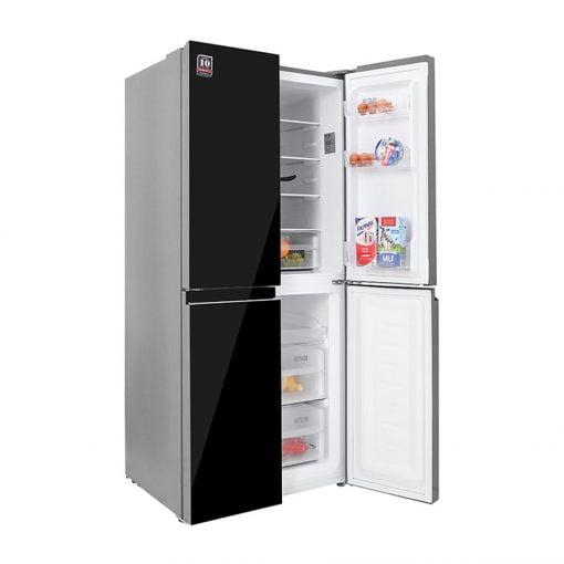 Tủ lạnh Sharp Inverter 401 lít SJ FXP480VG BK ava 4