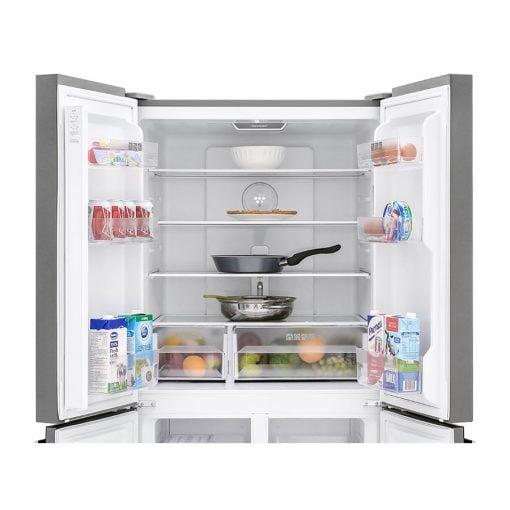 Tủ lạnh Sharp Inverter 401 lít SJ FXP480VG BK ava 5