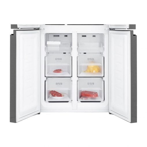 Tủ lạnh Sharp Inverter 401 lít SJ FXP480VG BK ava 6