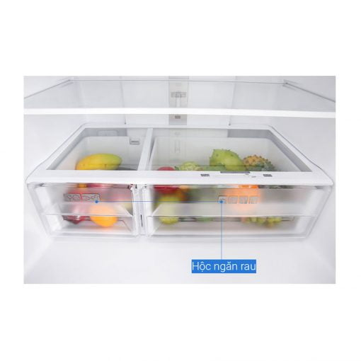 Tủ lạnh Sharp Inverter 401 lít SJ FXP480VG BK ava 8