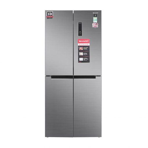 Tủ lạnh Sharp Inverter 401 lít SJ-FXP480V SL ava 1