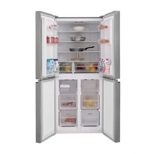 Tủ lạnh Sharp Inverter 401 lít SJ-FXP480V SL ava 2