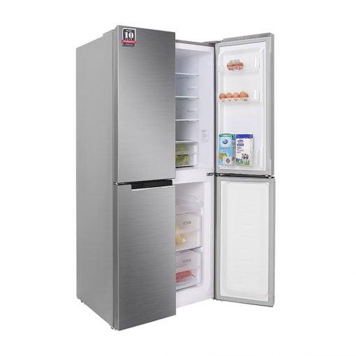 Tủ lạnh Sharp Inverter 401 lít SJ-FXP480V SL ava 4