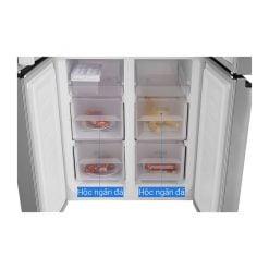 Tủ lạnh Sharp Inverter 401 lít SJ-FXP480V SL ava 7