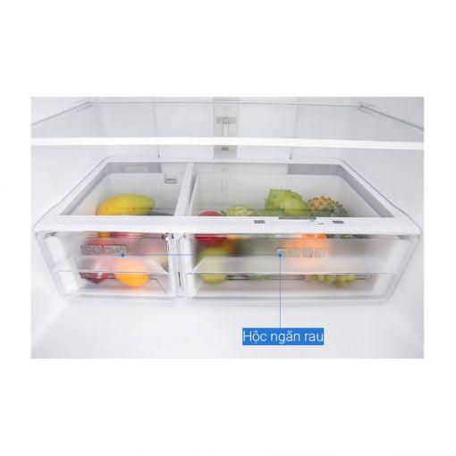 Tủ lạnh Sharp Inverter 401 lít SJ-FXP480V SL ava 8