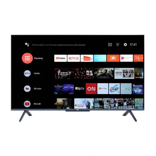 Android Tivi QLED TCL 4K 50 inch 50Q716 ava 1