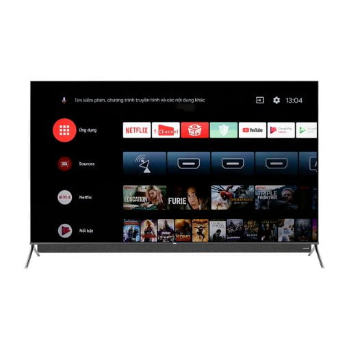 Android Tivi QLED TCL 4K 55 inch 55C815 ava 1
