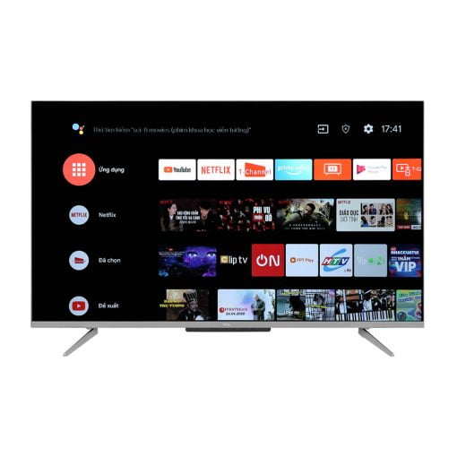 Android Tivi TCL 43 inch 43P715 ava 1