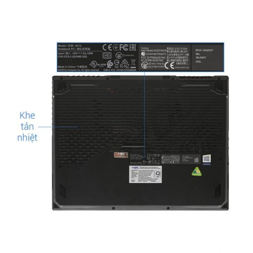 Laptop Asus Gaming Rog Strix G512 ava 10