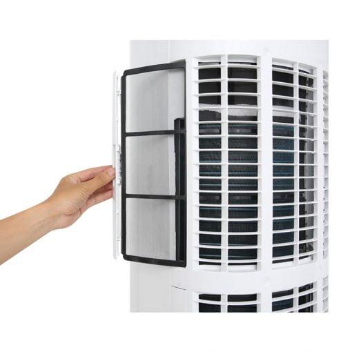 Máy Lạnh Đứng 2 Chiều Aqua Inverter 2.5 HP AQA-FCHV24C ava 8