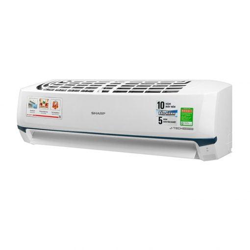 Máy lạnh Sharp Inverter 2 HP AH X18XEW ava 4