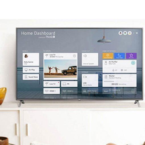 Smart Tivi NanoCell LG 4K 49 inch 49NANO81TNA ava 9